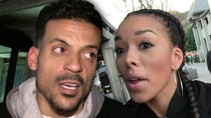 Matt Barnes' Ex-Wife Rejects Olive Branch, Trashes NBA Star Instead