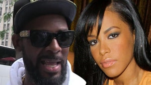 R. Kelly Tells Judge He Can't Obstruct, Aaliyah's Dead and Exes Hate Him
