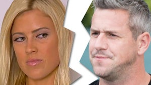 Christina and Ant Antstead Split