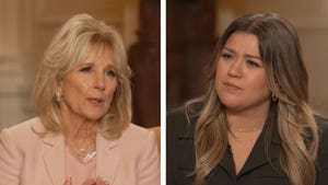 Dr. Jill Biden Gives Kelly Clarkson Words of Encouragement About Divorce