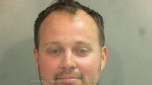 Josh Duggar Arrested by Feds in Arkansas