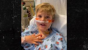 Greg Olsen's Son Speaks from Hospital After Heart Transplant, 'Thanks for Praying for Me'