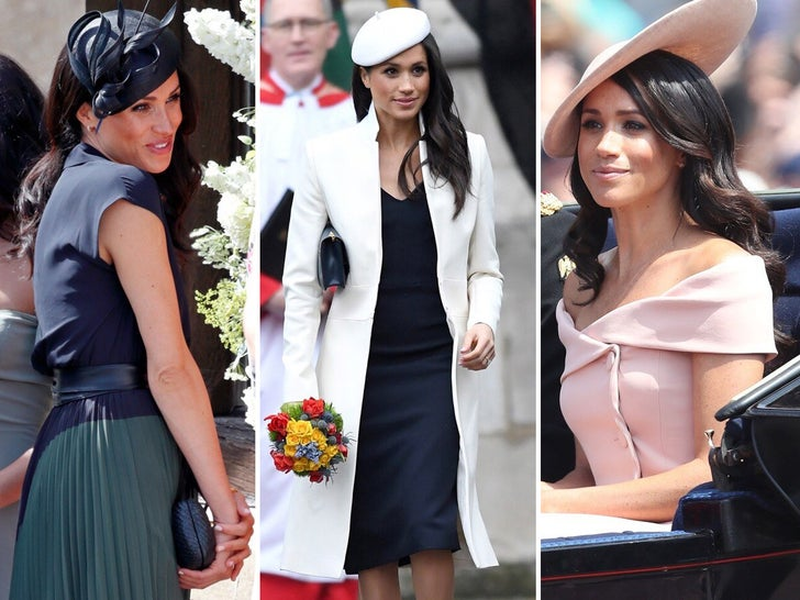 Meghan Markle's Royal Looks