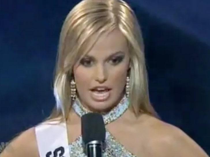 Former Miss Teen USA Contestant Caitlin Upton's Divorce Settled