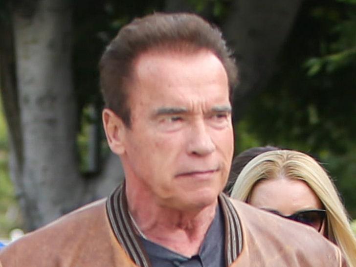 Arnold Schwarzenegger Recounts Heart Surgery In Commencement Speech