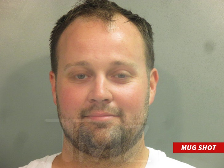 Josh Duggar Wants Bail, Claims He's Not a Flight Risk
