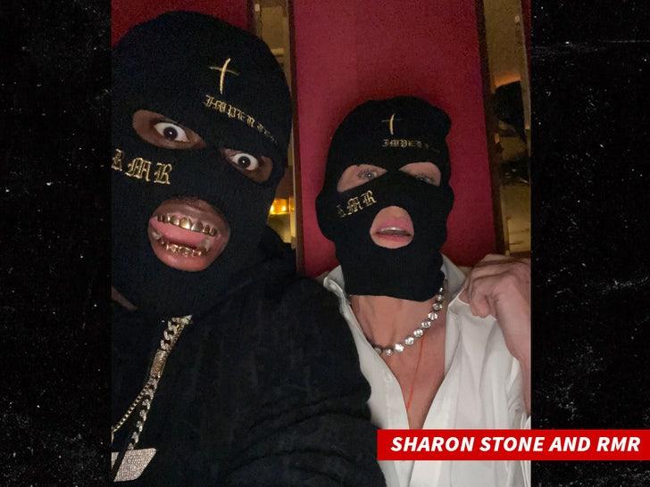 Sharon Stone and RMR