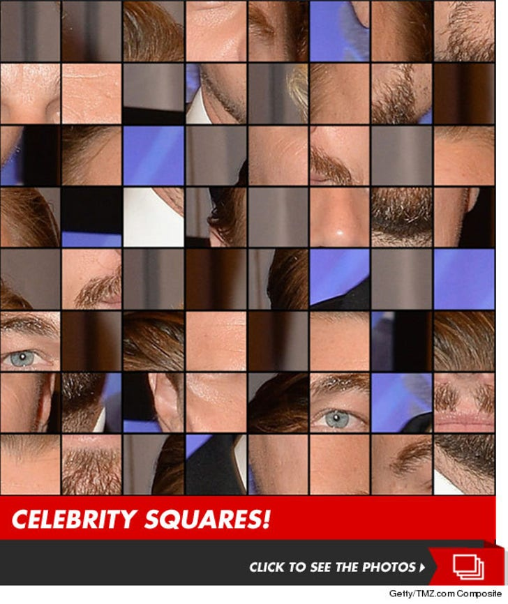 Celebrity Squares -- Guess Who!!
