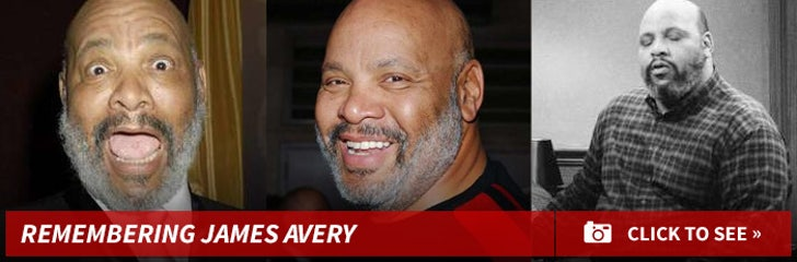 Remembering James Avery