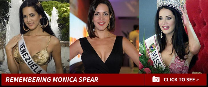 Remembering Monica Spear