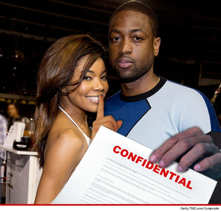 Gabrielle Union & Dwyane Wade -- Welcome To Our Wedding