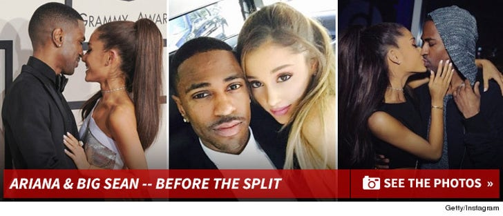 Ariana Grande & Big Sean -- Before the Split
