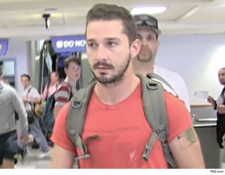 Shia LaBeouf's New Movie Sells One Ticket in Limited U K