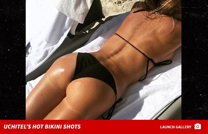 Rachel Uchitel's Hot Bikini Shots