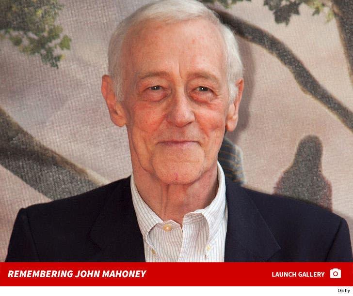 Remembering John Mahoney