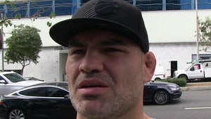 UFC Legend Cain Velasquez Released From WWE Contract