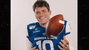 Georgia State QB Diagnosed with Heart Issue After COVID, Out for 2020 Season