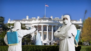 White House Getting Disinfectant Misting Following COVID-19 Outbreak