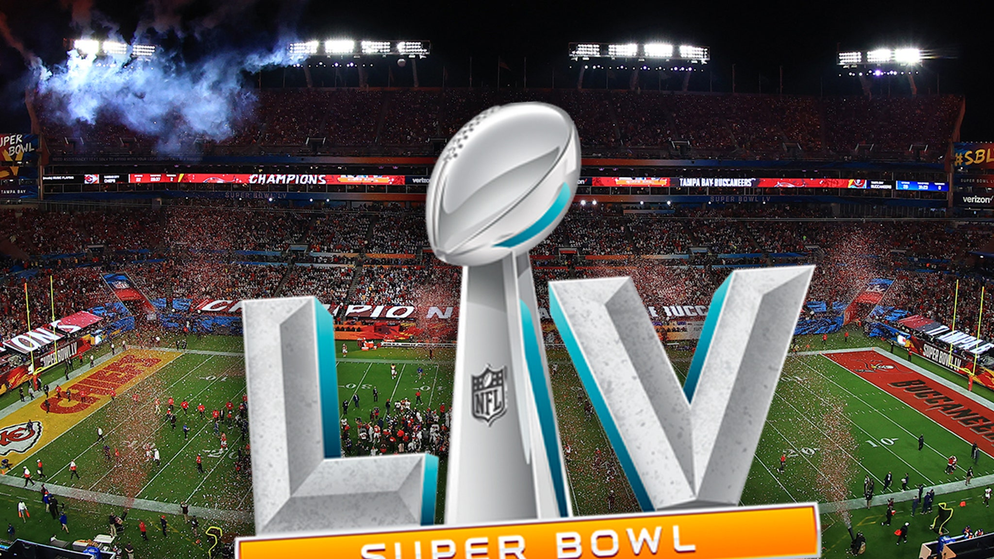 Super Bowl LV Was Not A COVID-19 Super-Spreader, Officials Say - TMZ