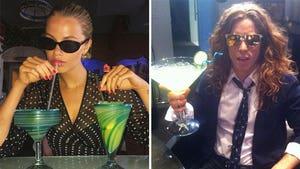 Stars Sippin' Margaritas