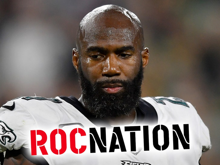 Roc Nation Teams With Eagles Malcolm Jenkins For
