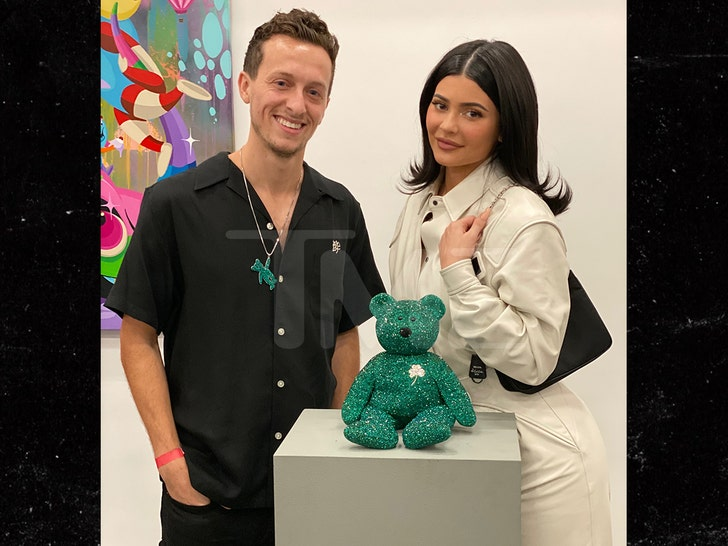Kylie Jenner 'spends $12000 on a Beanie Baby'