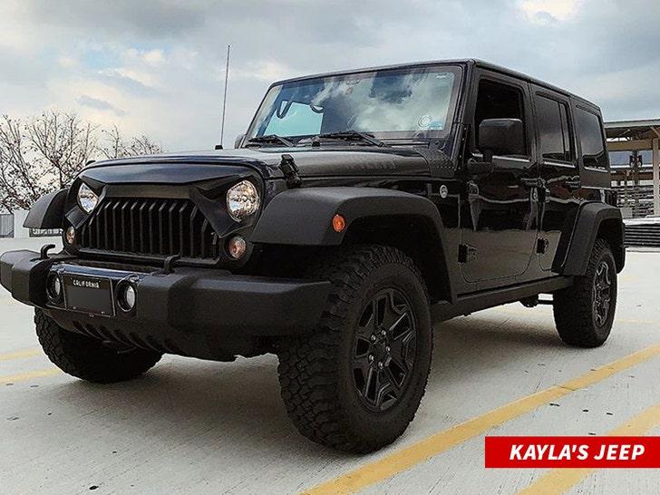 Kayla Lashae's Monster Truck