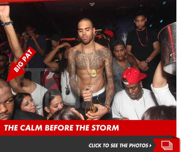 Drake vs. Chris Brown -- The Calm Before the Storm