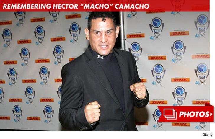 """Remembering Hector """"Macho"""" Camacho"""