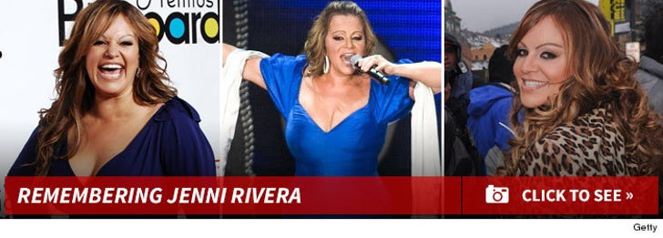 Remembering Jenni Rivera