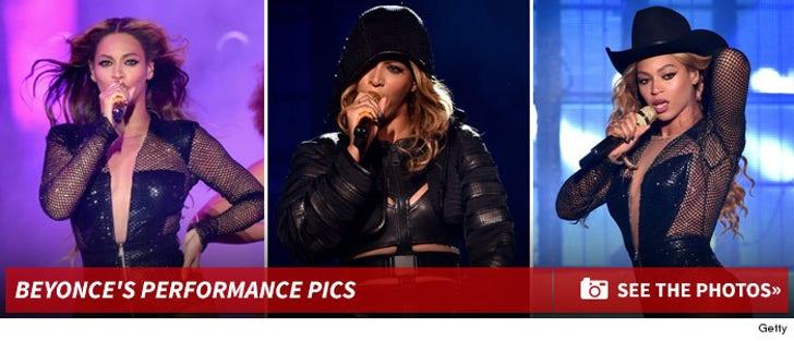 Beyonce Performance Photos