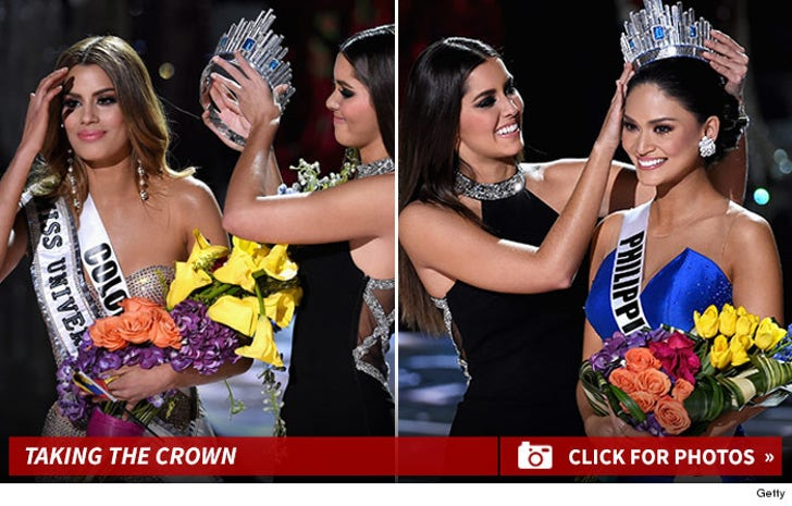 Miss Universe -- The Crown Confusion