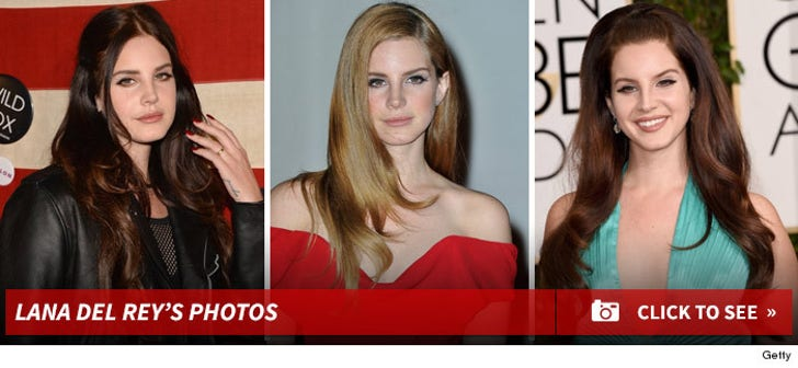 Lana Del Rey's Photos