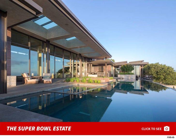 Beyonce's Super Bowl House