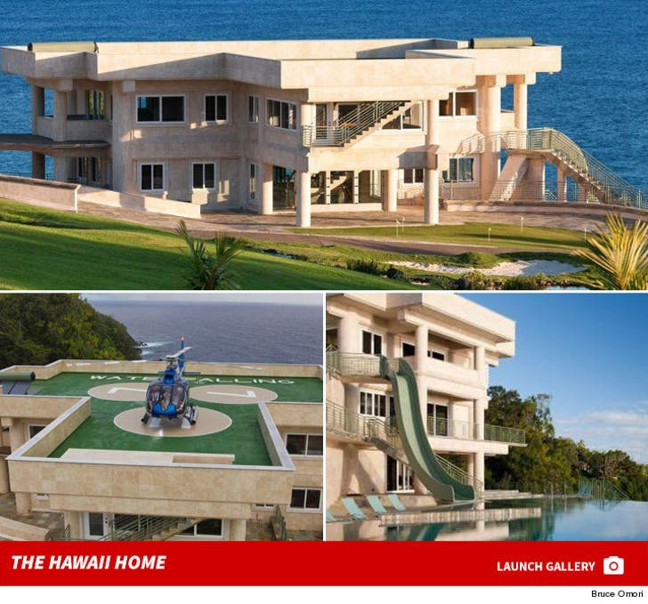 Justin Bieber's Big Island Home
