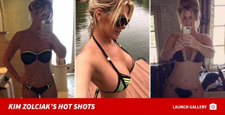 Kim Zolciak's Hot Shots