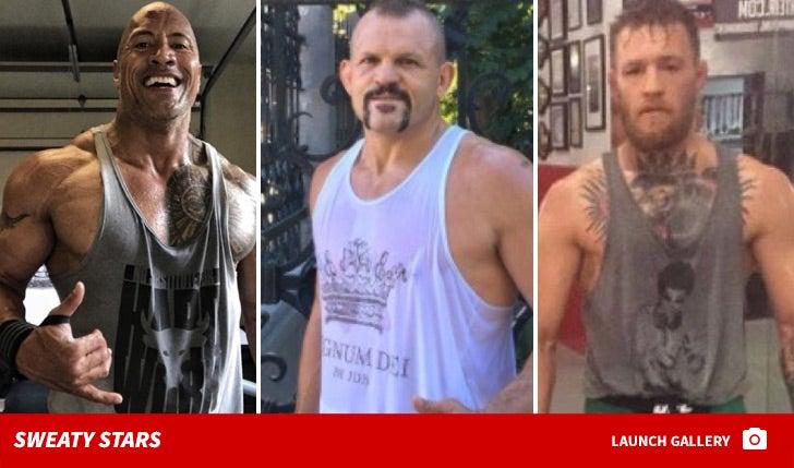 Sweating Stars -- Hollywood Heatwave