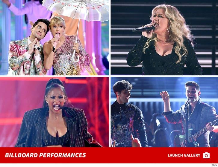 Billboard Music Awards Performances