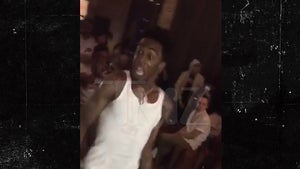 Desiigner -- I'm My Own Hype Man! Goes HAM at Listening Party (VIDEO)