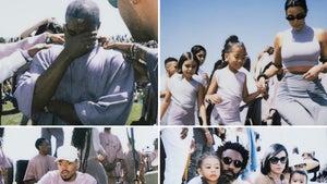 Kanye West's Sunday Service at Coachella a Star-Studded, Spiritual Show