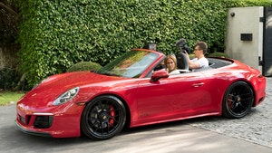 A-Rod Gifts Jennifer Lopez a New Porsche for Her 50th Birthday