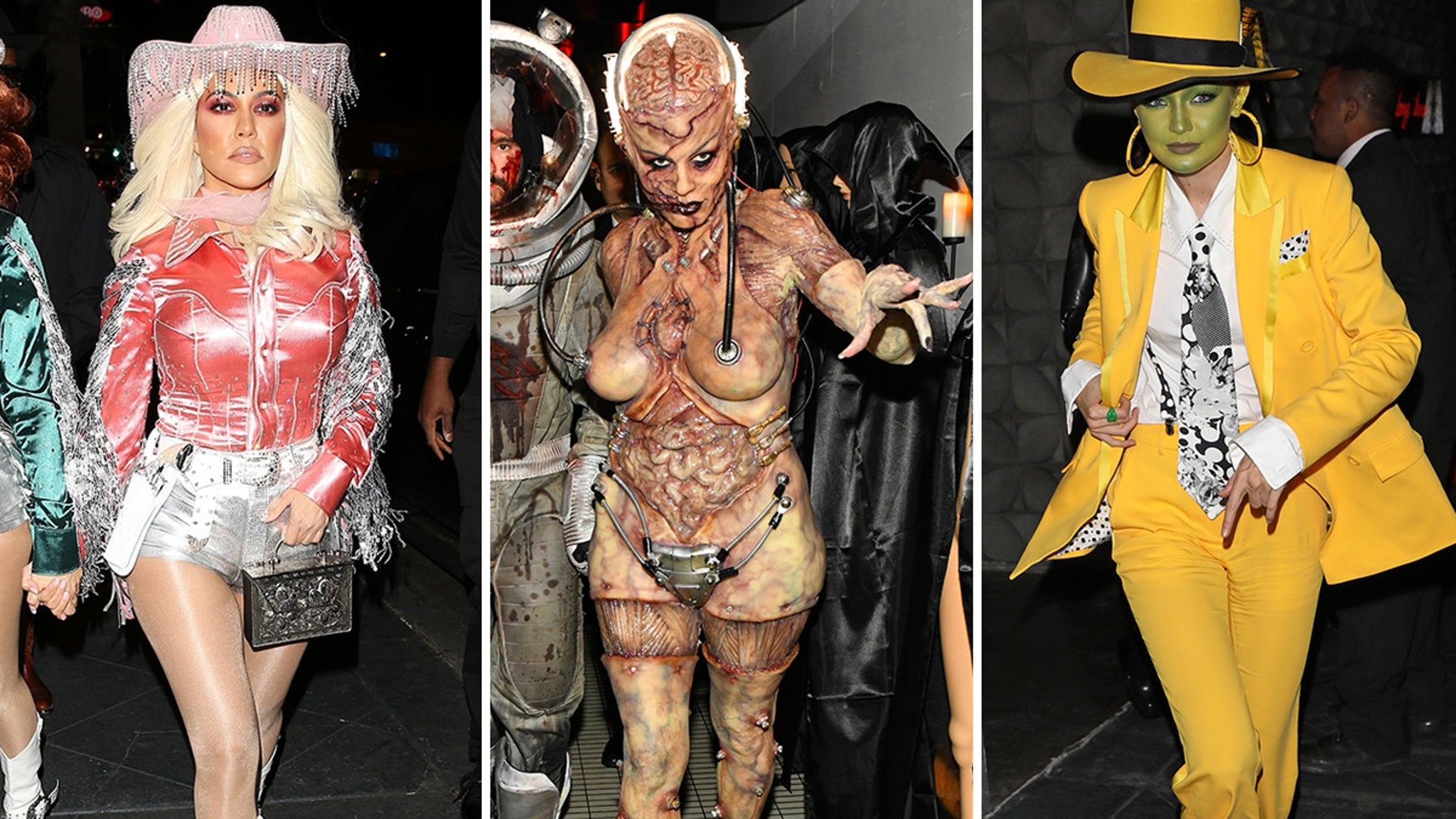 Coco Austin Halloween Costume 2020 Heidi Klum Reveals Costume as Celebs Go All Out for Halloween
