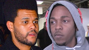 The Weeknd & Kendrick Lamar Sued Over 'Black Panther' Track