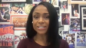 Dominique Dawes Says Simone Biles Will Be A 'Strong Advocate' For Mental Health