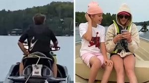 'Shark Tank' Star Robert Herjavec Rescues Ex-Hockey Pro's Fam During Lake Boat Trip