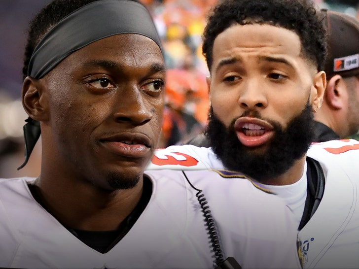 Robert Griffin III Says Browns Need To Trade Odell Beckham Jr..jpg