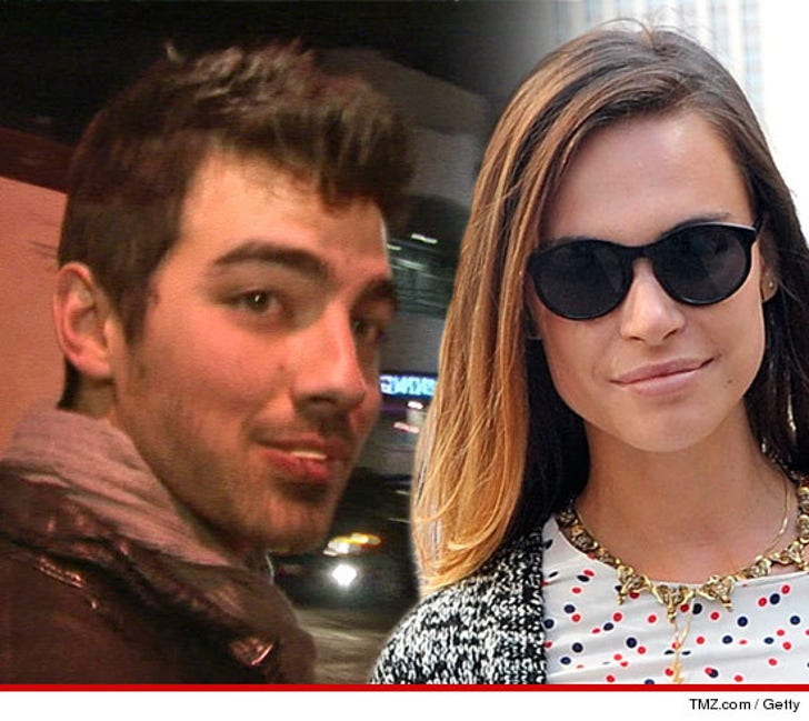 Joe Jonas Slams Rumors: There Is NO Sex Tape!   Radar Online