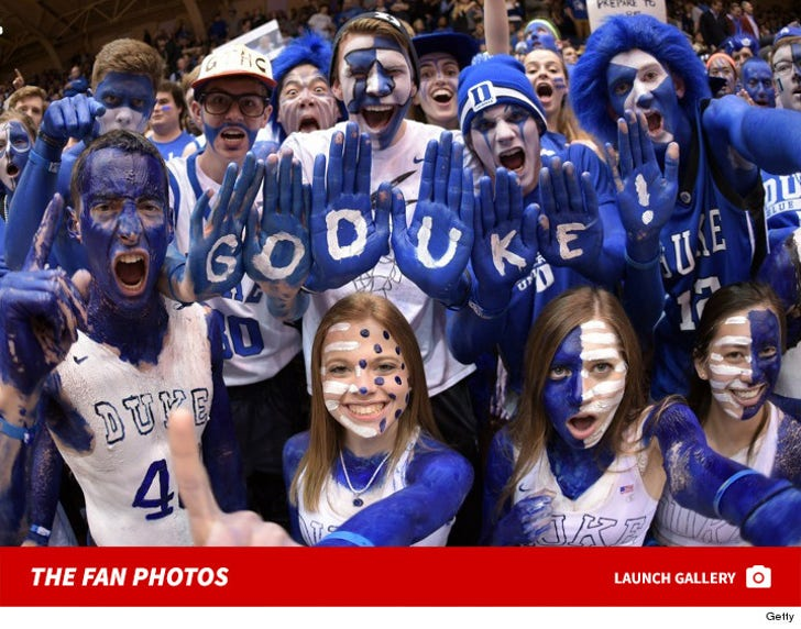 March Madness -- The Crazed Fan Photos