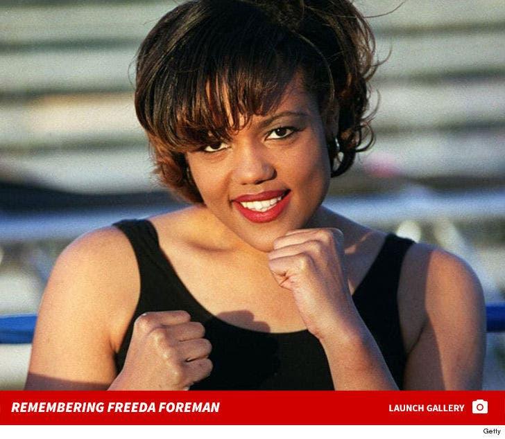 Remembering Freeda Foreman