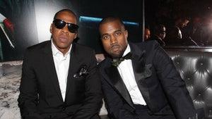 Jay-Z vs. Kanye: Who'd You Rather?